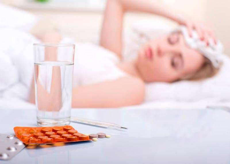 Чем в домашних условиях лечить орз у