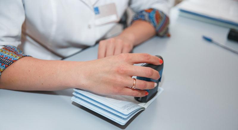 оформление медицинских книжек для организаций в ПрофмедЛаб