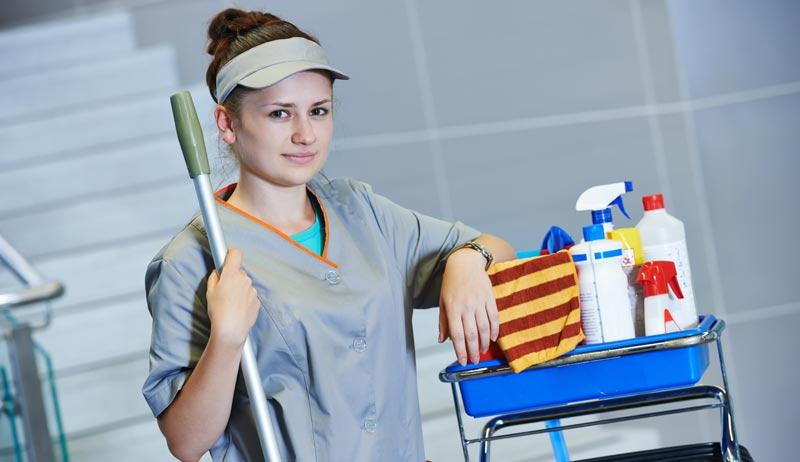 медицинский осмотр уборщиц
