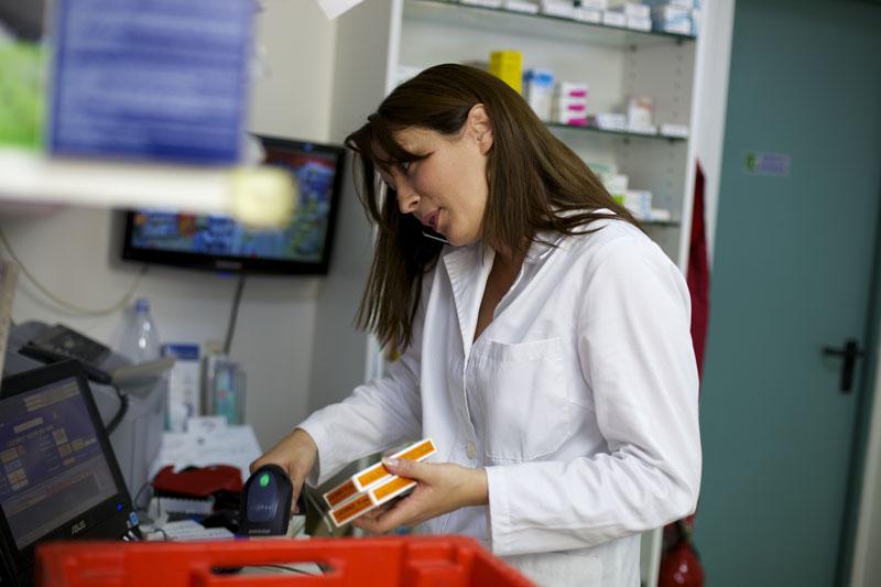 медосмотр работников аптек