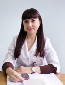 врач эндокринолог Макарова