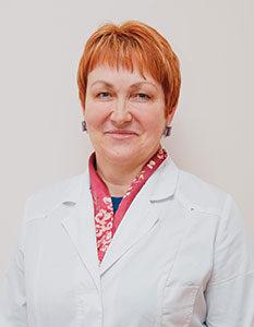 Врач-физиотерапевт Татьяна Викторовна Дотелева