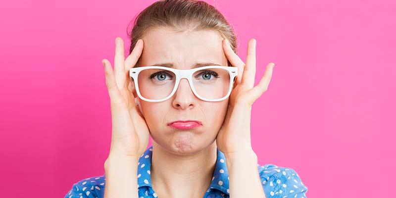 хронический стресс повреждает мозг