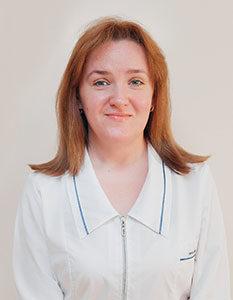Шумилова Татьяна Игоревна медсестра