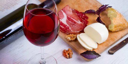 Ресвератол в красном вине и французский парадокс