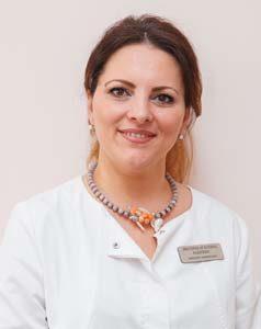 маммолог Эвелина Агасевна Бадикян