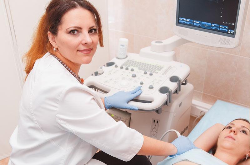 УЗИ у маммолога