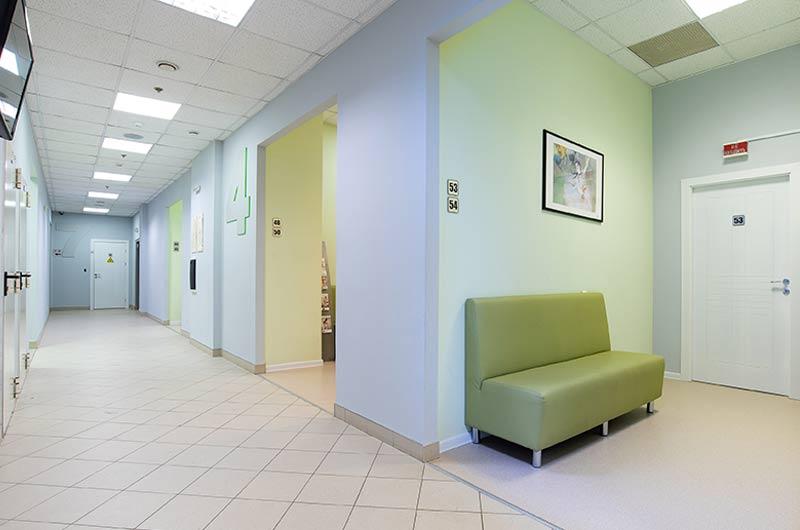 кабинеты врачей на Пресне