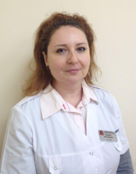 Елена Юрьевна Канукоева